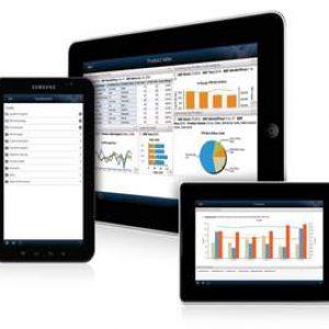 Mobilitate pentru oamenii de vanzari sau manageri: toate informatiile pe tableta sau telefon