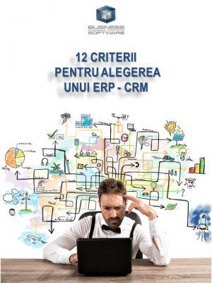 Alegere ERP_CRM