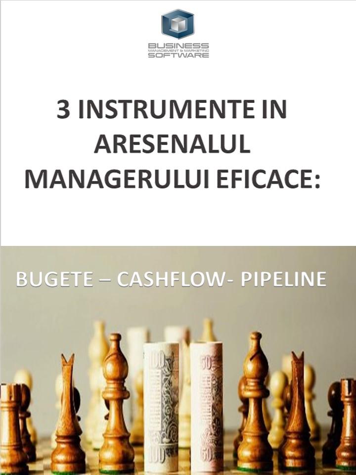 3 Instrumente in arsenalul managerului eficace