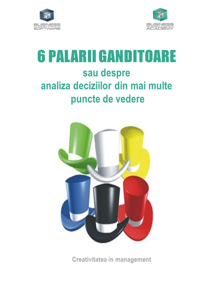6 Palarii Ganditoare