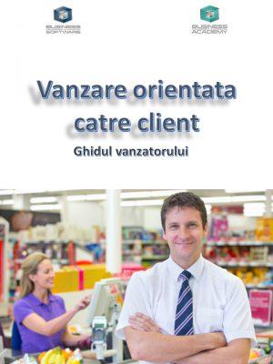Vanzarea orientata catre client